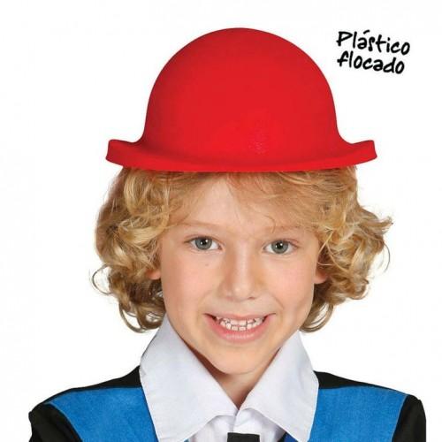Bombin Rojo Plastico Infantil