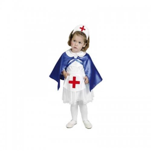 Enfermera Azul