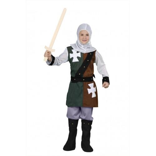 Caballero medieval Marron