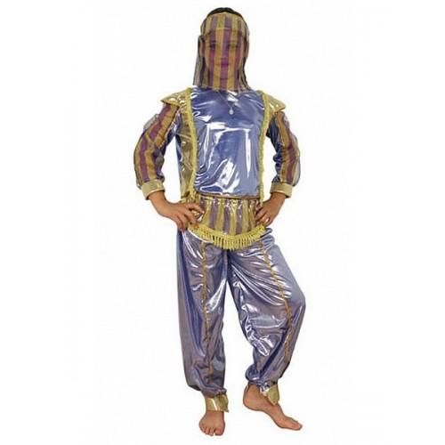 Bailarina Arabe Metalizada