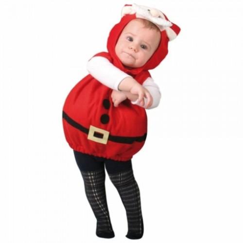 Disfraz Papa Noel 0 a 1