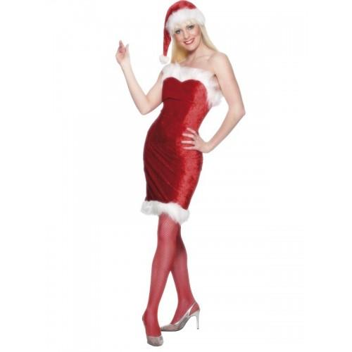 Mama Noel Vestido Terciopelo