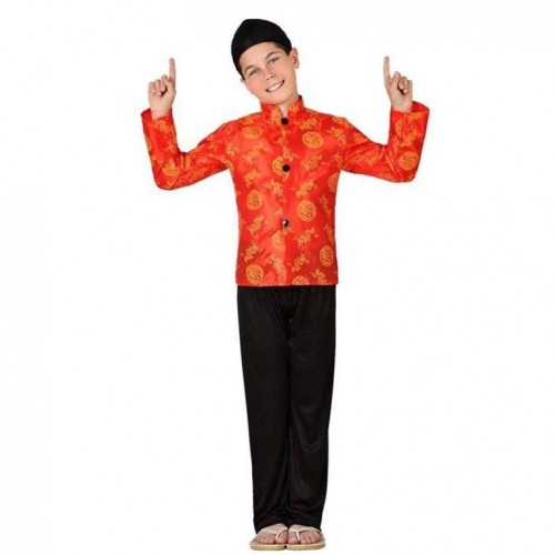 Disfraz Chino Rojo