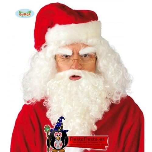 Peluca Barba Noel