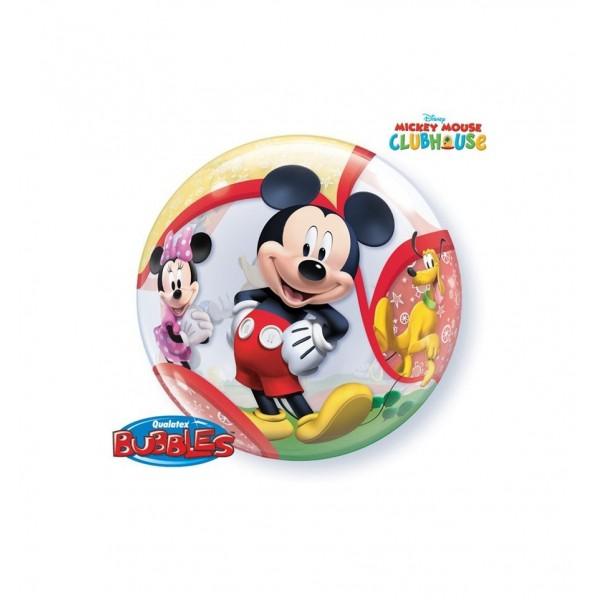 Globo Burbuja Mickey