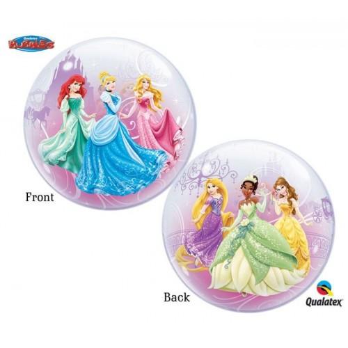 Globo Burbuja Princesas