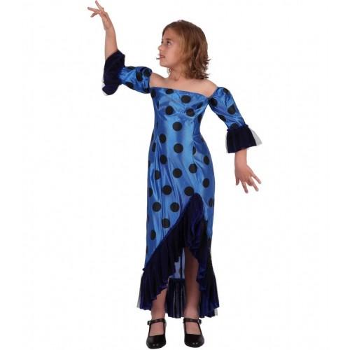 Flamenca Azul