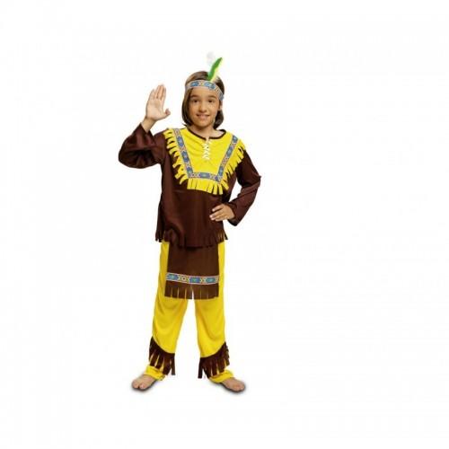 Disfraz Indio Amarillo