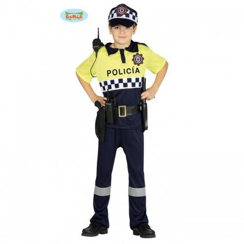 Disfraz Policia Local niño