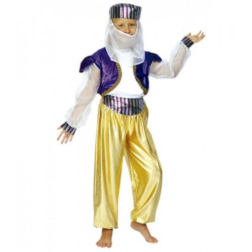 Bailarina Arabe 7 a 9
