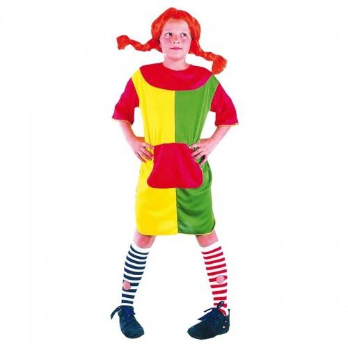Disfraz Pipi Vestido infantil