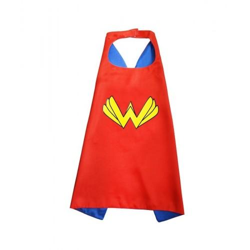 Capa Super Heroe Wonder Woman