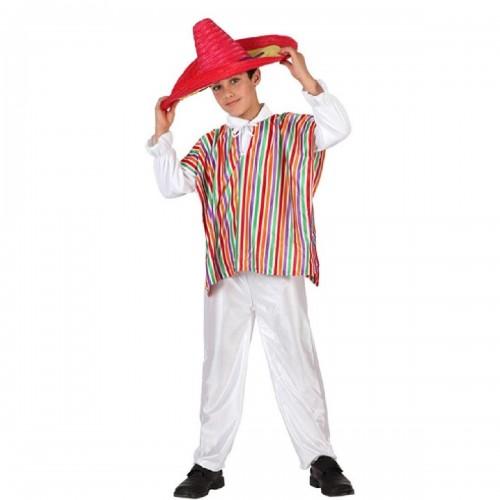 Disfraz Mejicano Colorines