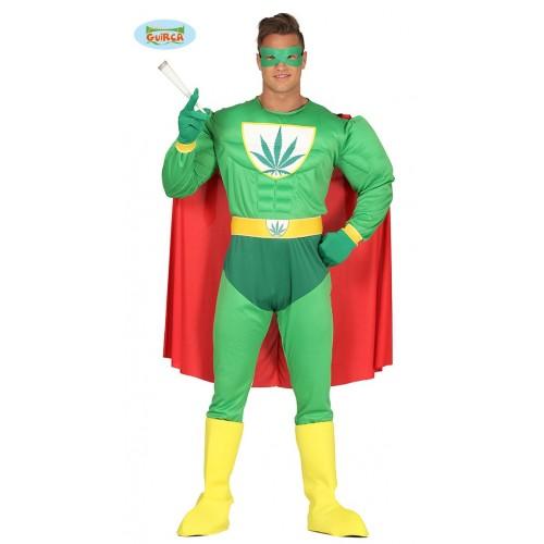 Super Heroe Adulto Talla L