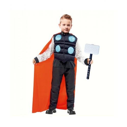 Disfraz Heroe Thor Infantil Ragnarok
