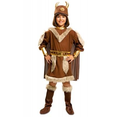 Disfraz Vikinga Pelo