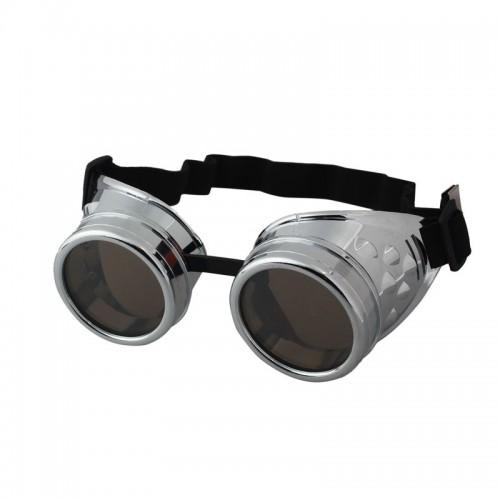 Gafas Steampunk Aviador ORO