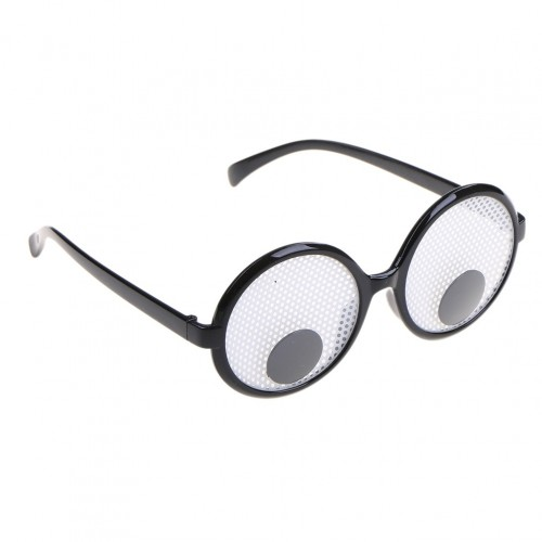 Gafas Ojos redondos