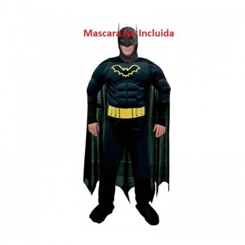 Black Hero Adulto tipo Batman