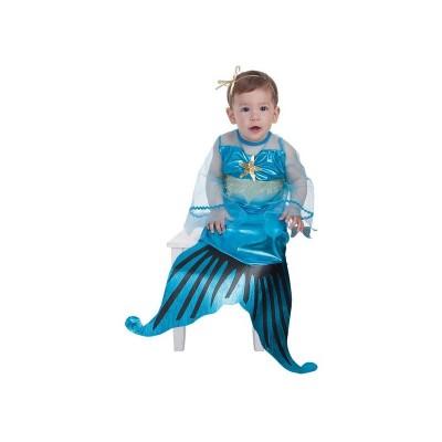 Sirenita Bebe 6-12m