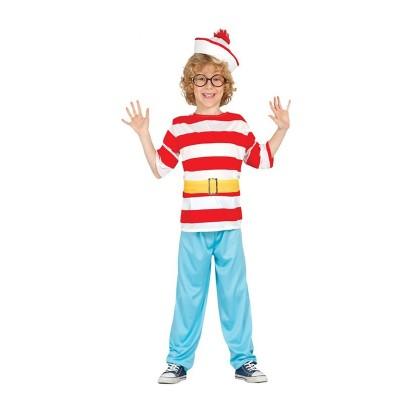 disfraz Marinero donde esta wally infantil