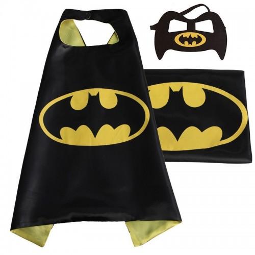 Capa y Antifaz tipo Batman