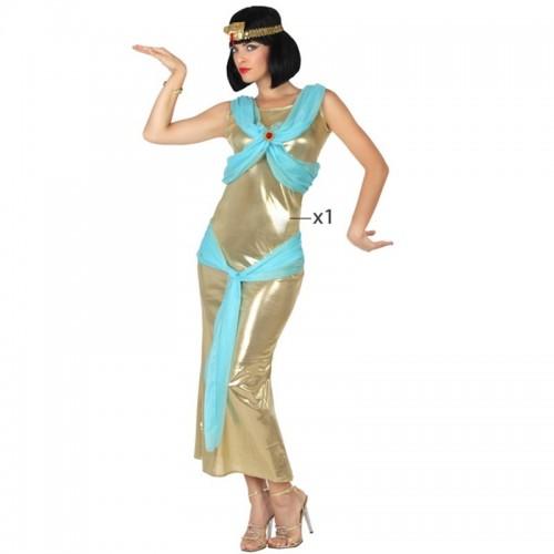 Disfraz Egipcia Dorado