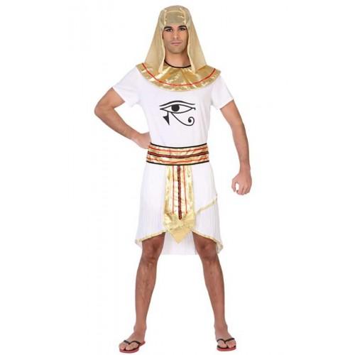 Disfraz Faraon Egipcio Ojo XL