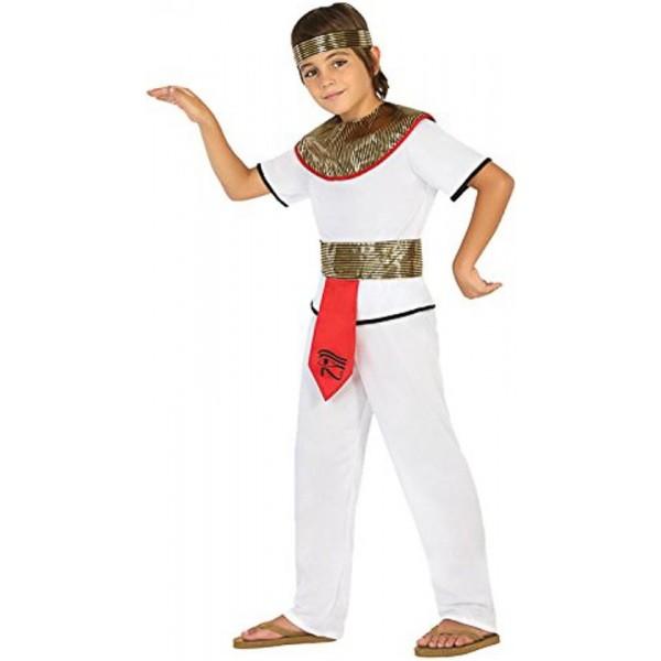 Egipcio Blanco infantil