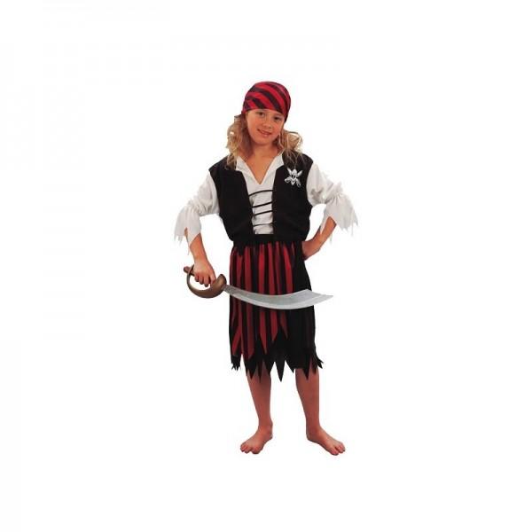 Disfraz Pirata Chica Picos