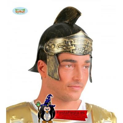 Casco Romano Extra Rigido Disfraz