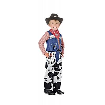Disfraz Vaquero Vaca 10 a 12