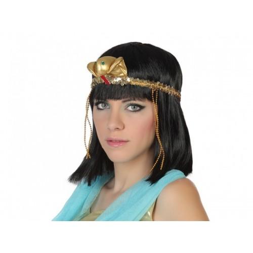 Diadema Cleopatra Serpiente