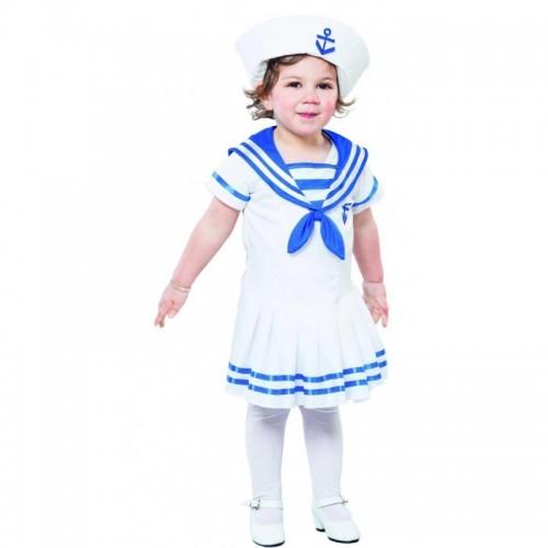 Disfraz Marinerita Vestido 2 a 4