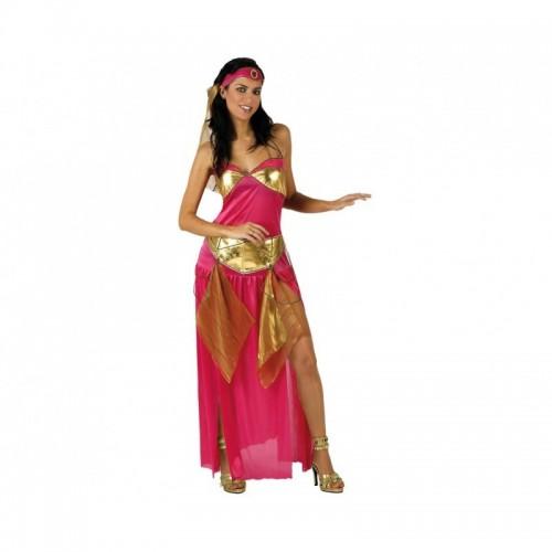 Disfraz Bailarina Arabe Fucsia