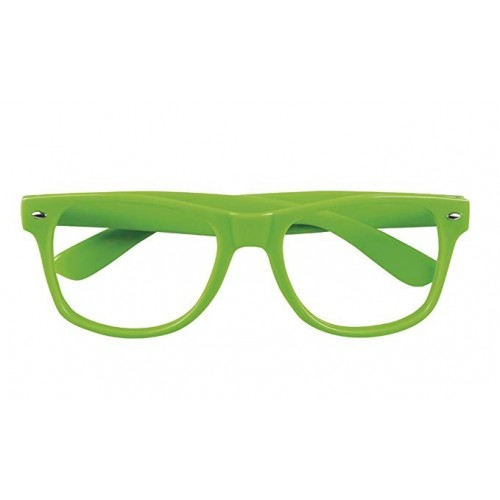Gafas Pasta Verdes