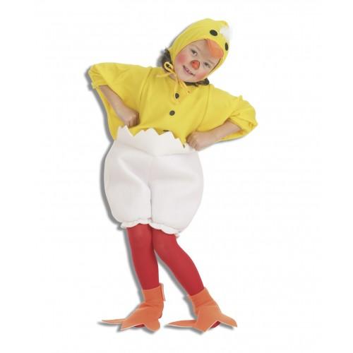 Disfraz Pollito en Huevo