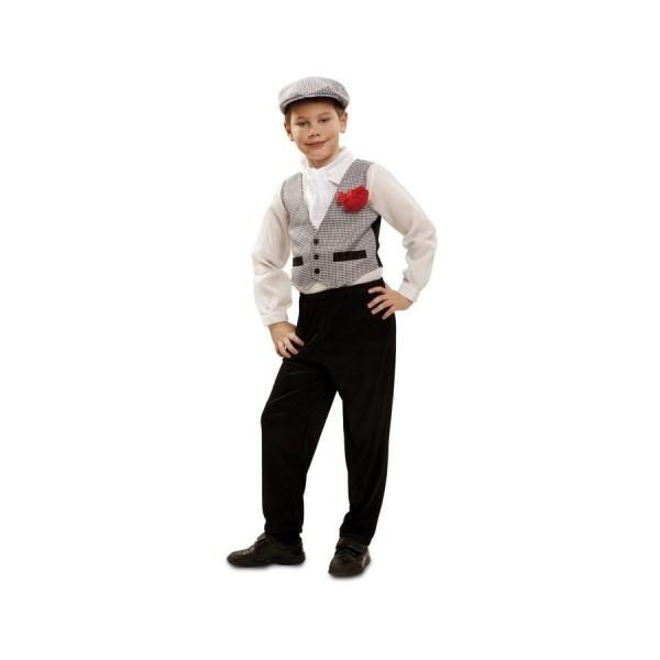 Disfraz Madrileño niño