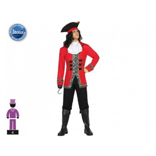 Disfraz Pirata Garfio ML