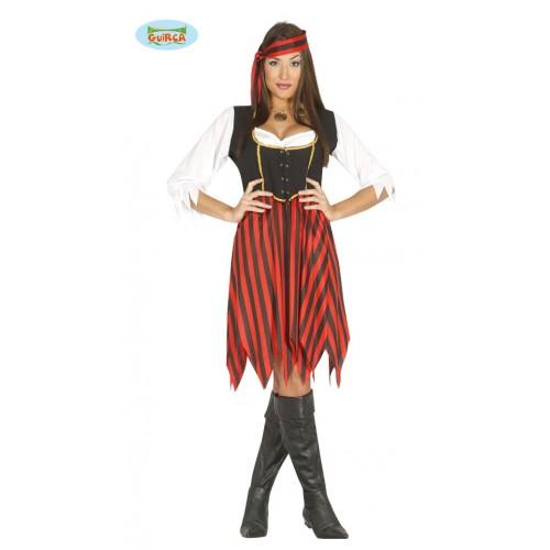 Pirata Chica De Ultramar ML