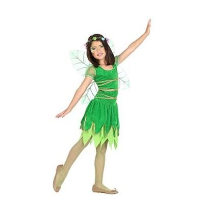 Disfraz Hada Verde tipo Campanilla 7 a 9 años