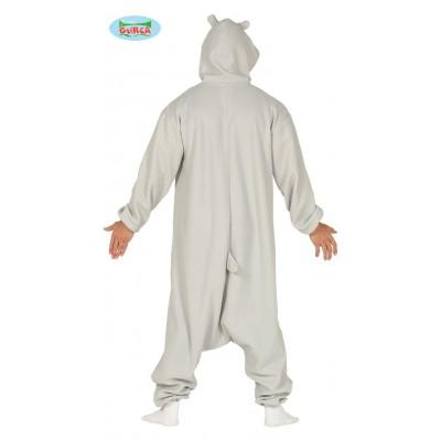 Disfraz Hipopotamo tipo Pijama L