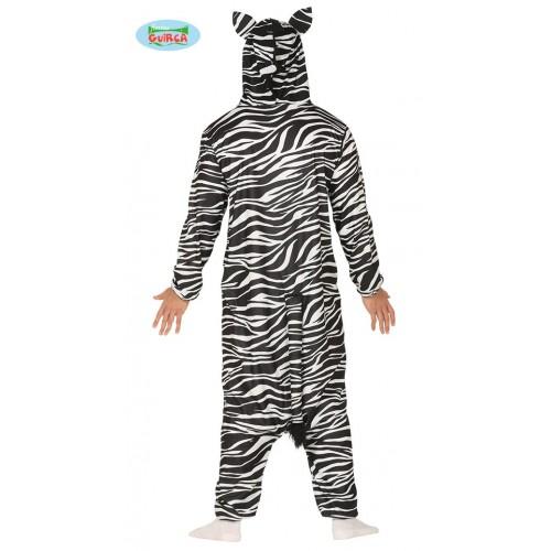 Disfraz Pijama Cebra Talla ML