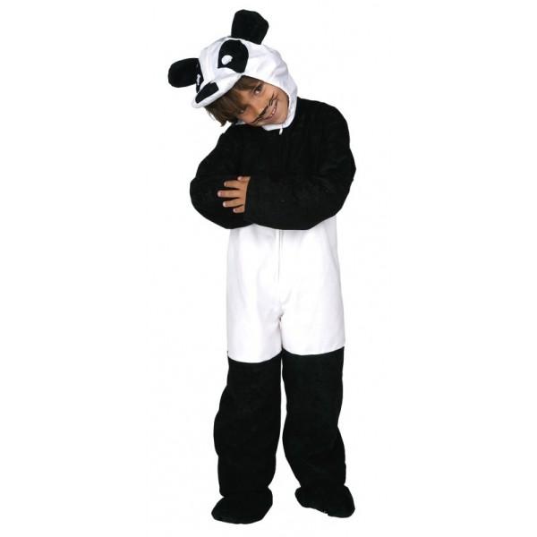 Disfraz Oso Panda 7 a 9