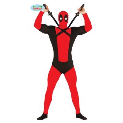 Super Heroe tipo Deadpool ML