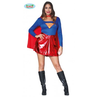 Disfraz Super Hero Girl Heroina