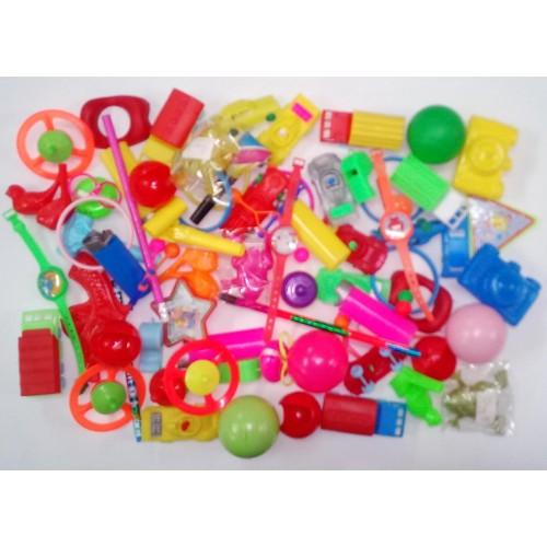 Lote Baratijas juguetes piñata