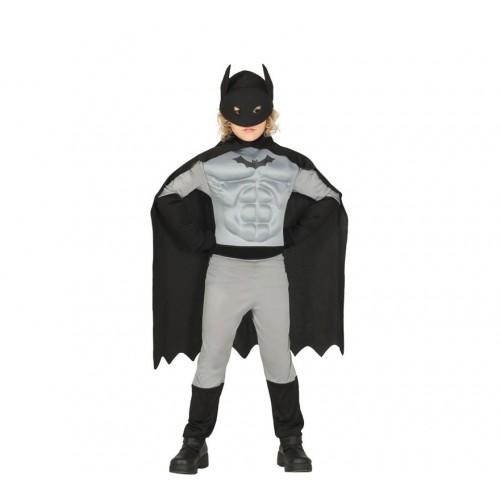 Disfraz Batman Gris