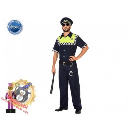 Disfraz Policia Local Adulto