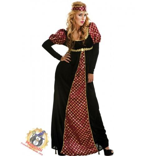 Disfraz Princesa Medieval Realista